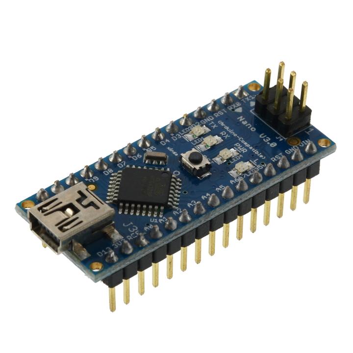 Arduino nano v3.0 обзор