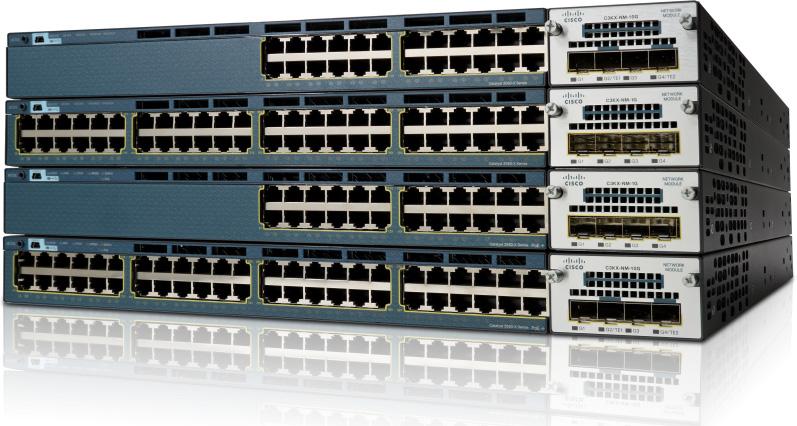 Cisco WS-C3560X-24T-S
